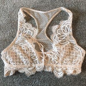 Victoria secret lace bra